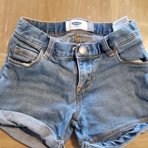 Little girls shorts